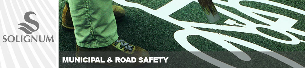 Municipal Road and Safety - UCP Paints and Stains